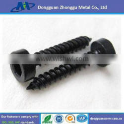 self tapping screw with rubber washer