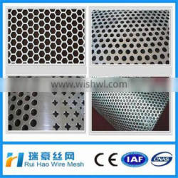aluminum sheet perforated /perforated sheet steel price