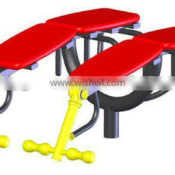 AMAZING !!! The best quality fitness equipment manufacture ,CE certificate outdoor fitness equipment