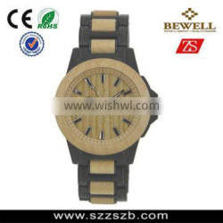 Luxury high quality stainless steel watch for men with Japan qurartz movement watch