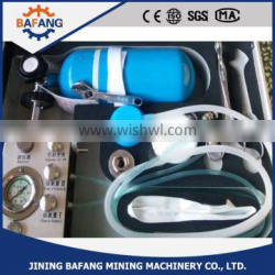 rescure tool self-rescue breathing apparatus