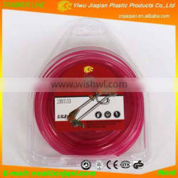 Spare Parts Of Grass Cutters 0.5M Nylon Grass Trimmer Line