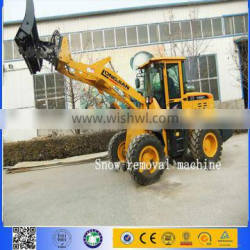 factory direct Multi-function snow removal machine