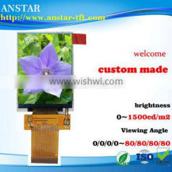 2.4 inch TFT LCD module 40pin 8/16Bits Parallel interface&SPI