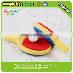 Promotional Stationery Products Novelty TPR Eraser