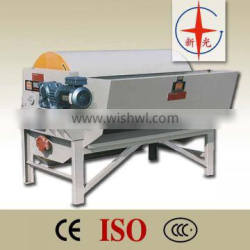 ISO Approved waste tire recycling wet magnetic separator price