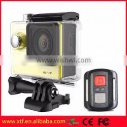 Factory price wifi wireless real 4k 24fps action camera H9R