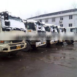 USED NISSAN CONCRETE MIXER 9M3 (Sell cheap good condition)