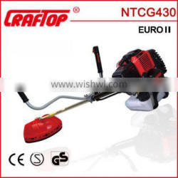 43cc brush cutterr garden tool with CE certification