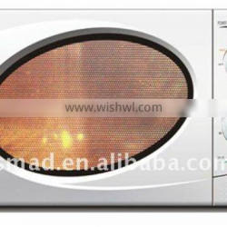 17L mechanical microwave oven