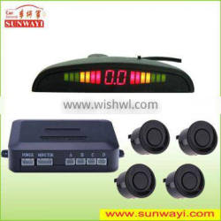 Car Reversing Aid with Waterproof Connector Parking Sensor with Adapter