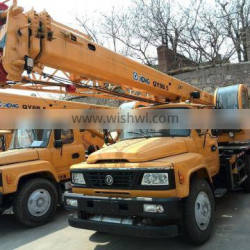 XCMG truck crane 8 ton for sale, XCMG QY8B.5, competitive price