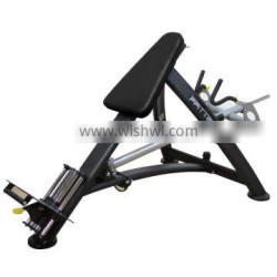 Incline Lever Rower