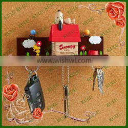 hanging wooden key box for sale