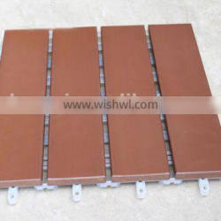 High quality and low price recycled wood plastic composite/eco-friendly wpc