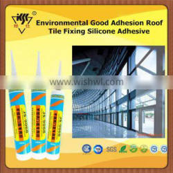 Environmental Good Adhesion Roof Tile Fixing Silicone Adhesive