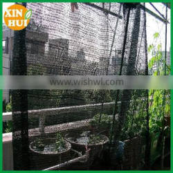 High temperature agriculture hdpe shade net
