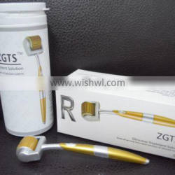 CE quality product with the best price derma roller titanium ZGTS192 factory direct wholesale for hair loss treatment