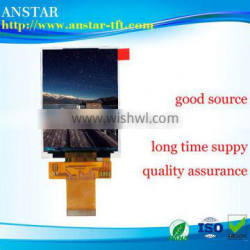 3.2 inch tft lcd module with 320nits and 8/16Bits Supplier's Choice