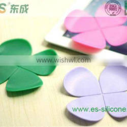 Colorful and varieties types silicone coffee cup holder