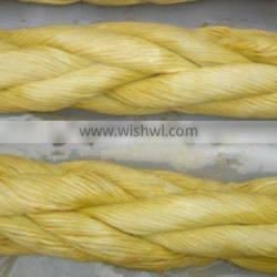 High Quality 8 strand UHMWPE braided ROPE for Mooring
