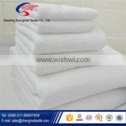 2016 new design and customized size hotel softtextile hotel towel set