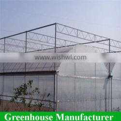 China factory direct sale multi-span uv poly greenhouse