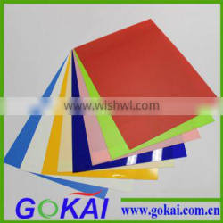 Packing material use clear pvc rigid extruded sheet manufacturer