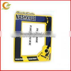 Wall decoration PVC photo frame Promotional gifts picture frames
