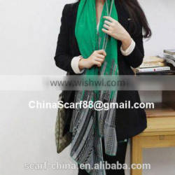 Voile scarves for women