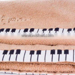 100% Cotton Terry Embroidery Towel Set
