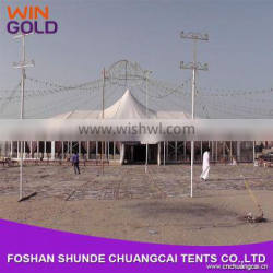 2016 20x30m clear span aluminum tent wedding tent for sale overing 500 people
