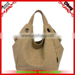 High quality canvas bags digital printing,designer leather tote bag