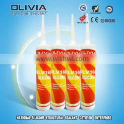 Fast Curing OLV168 GP Acetic Silicone Sealant