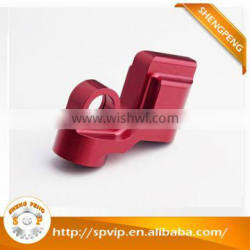 China precision ferrous and non ferrous metal milling machine parts customized as per drawing