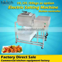 Fast food equipment stainless steel electric meat salting marinating machine
