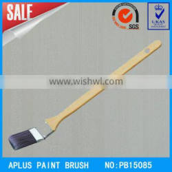 radiator synthetic bristle brushes wooden handle