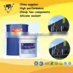 China supplier high performance cheap two component silicone sealant