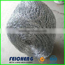 manufacturer make model barbed wire with high quality
