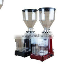 8-Speed Electric Coffee Grinding Machine Adjustable Fineness Coffee Bean Grinder for Household Use