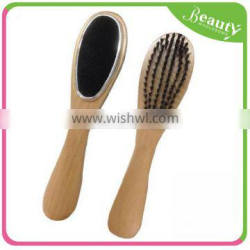 Wooden Cloth Brush Double Side Cloth Brush
