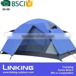 High Quality Waterproof Cheap Folding Camper Best Family Camping Tent