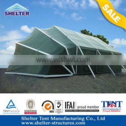 Green color Air Conditioned Military Tents For Military