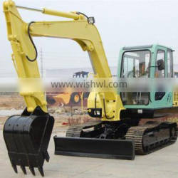 Hot China used mini excavator for sale low price
