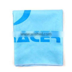 Double Velour Sports Beach Towel With Stitch Edge With Elastic Band