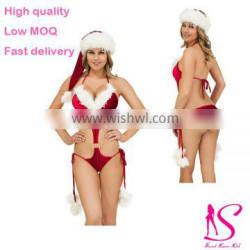 Hot Selling Cheap Sexy Christmas Costumes Naughty lingerie
