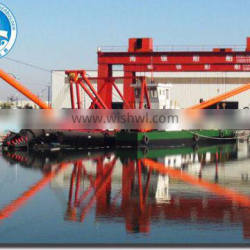 Hydraulic Sand Dredging Ship with Cutter