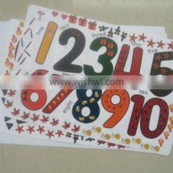 plastic pp placemat for kids ,table mat Supplier's Choice