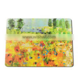 NEWEST blank sublimation MDF coasters/MDF place mat /table mat