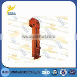 China supplier hot sale large capacity long working life vertical carbon steel Link Chain Bucket Elevator